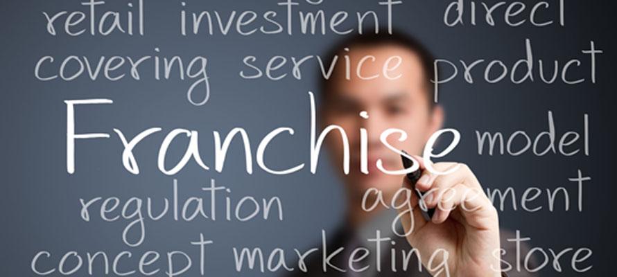4 kinds of franchises
