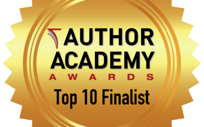 Author Academy Awards Top 10 Finalist Seal