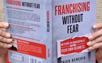 Franchising Without Fear a finalist for Author Academy Elite Award!
