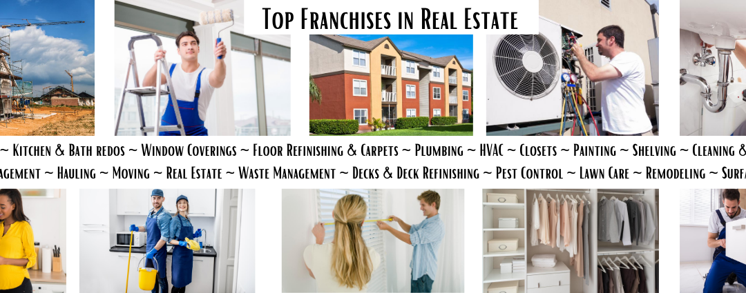 Top Franchises in Home Improvement