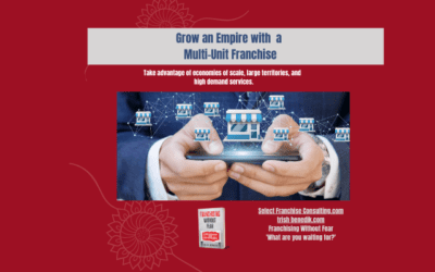 Minimize risk with this high demand franchise