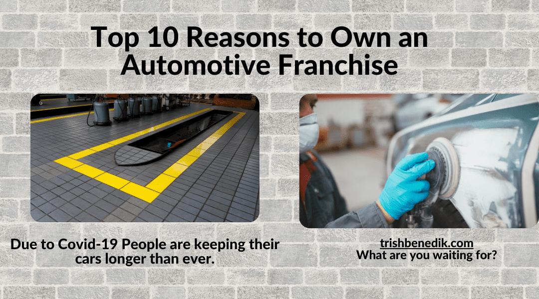 Own an Automotive Franchise