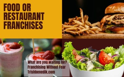 Top 10 reasons to buy a food franchise