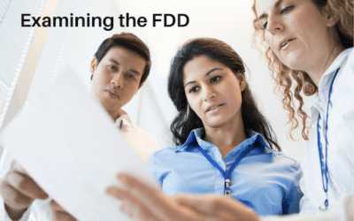 Franchise Advice – What is an FDD?