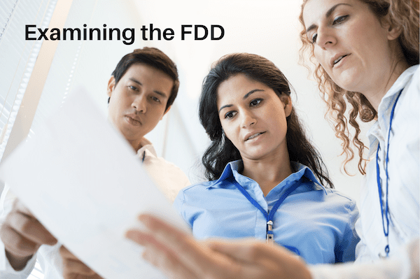 Examining the FDD