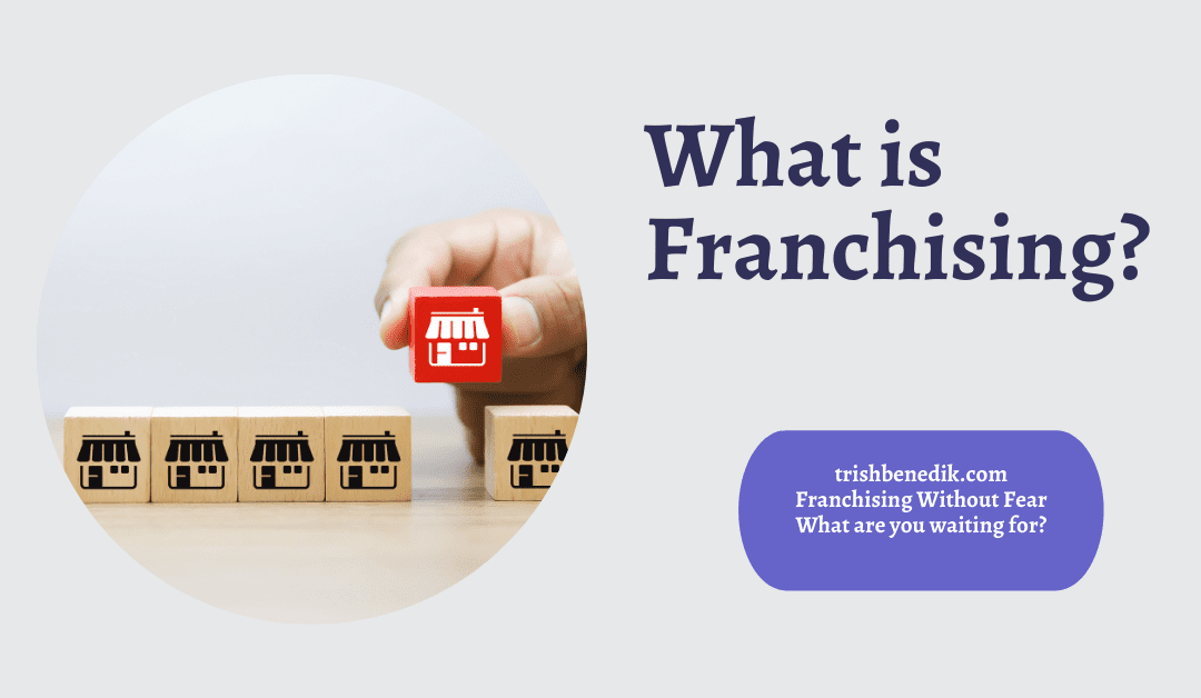 What is franchising?