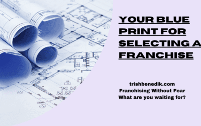Your Blueprint for selecting a Franchise