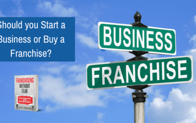 Start a Business or Buy a Franchise?