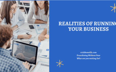 Realities of Running A Business