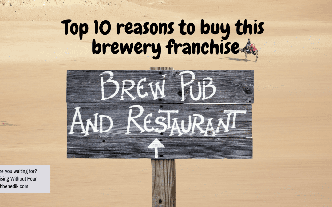 Brewery franchise