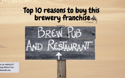 Top 10 reasons to buy this Amazing Brewery franchise
